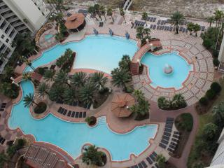 Luxurious Beachfront Condo  *Shores of Panama* - Panama City Beach vacation rentals