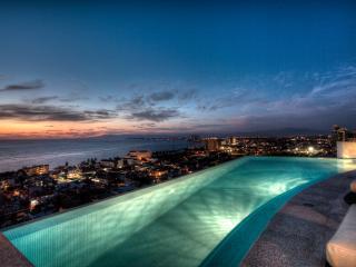 Breathtaking Contemporary 6 Bedroom Villa a short walk to the beach! - Puerto Vallarta vacation rentals