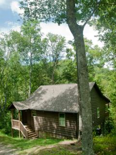 The Cabins at Long Branch: Sassafras Breeze - Lake Nantahala vacation rentals