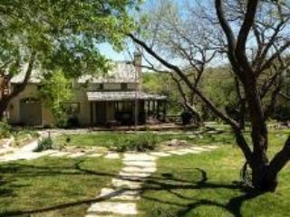 Front of house - THE BEST PLACE TO STAY ON GUAD RIVER-OSPREY HAUS - New Braunfels - rentals