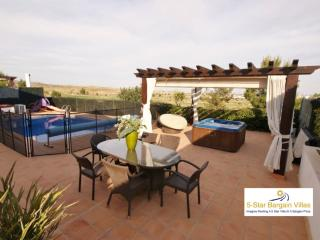 Villa Cleopatra, El Valle Golf resort Murcia Spain - Murcia vacation rentals