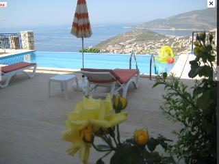 Villa Baynur, Kalkan, Turkey villas to rent - Kalkan vacation rentals