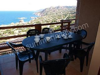 Comfortable House with Television and Balcony - Costa Paradiso vacation rentals