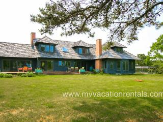 MORIG - Great Pond Waterfront, Beach Access, Association Tennis - Edgartown vacation rentals