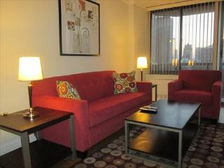 Lux Times Square 2BR w/pool, gym, WiFi - New York City vacation rentals