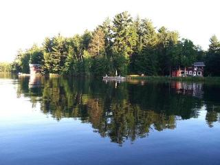 Voegeli Lodge on the shoreline of Trout Lake - Boulder Junction vacation rentals
