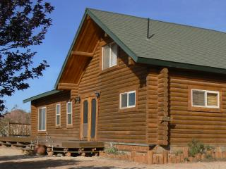 Log Home In Southern Utah Near Zion And St George. - Virgin vacation rentals