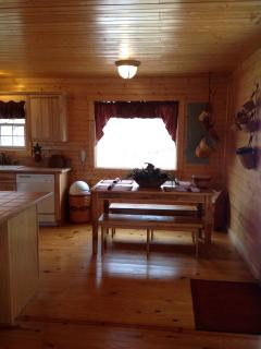 Beautiful Blue Ridge Mt view cabin with hot tub - Luray vacation rentals