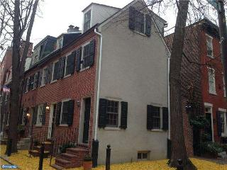 Townhouse in Washington Square - Philadelphia vacation rentals