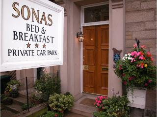 Sonas Guest House - Edinburgh vacation rentals