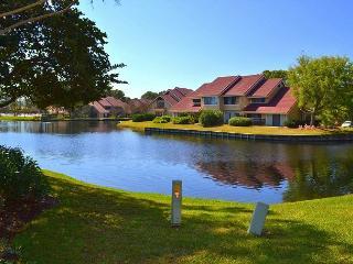 Sandestin villa with lake view, pool + amenities, and tram! - Miramar Beach vacation rentals