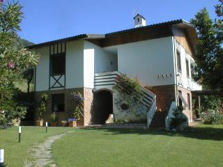 Lovely villa with panoramic pool & gardens between Lucca  & Pisa - San Lorenzo a Vaccoli vacation rentals