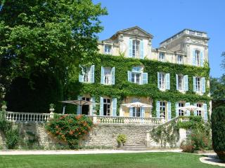 chateau de varenne in Provence - Sauveterre vacation rentals