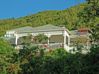 Zetland Breeze on the island of Nevis - Gingerland vacation rentals