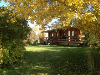 Gallatin River Cabin - Bozeman vacation rentals