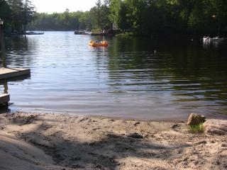 Cabin on Manitou:  Manitouwabing Lake - McKellar vacation rentals