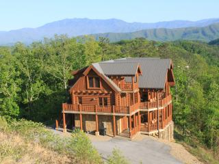 Majestic Mountaintop Retreat - Above All (but One) - Pigeon Forge vacation rentals