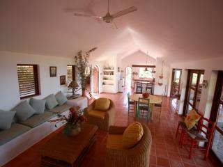 Villa view on the beach - Las Terrenas vacation rentals