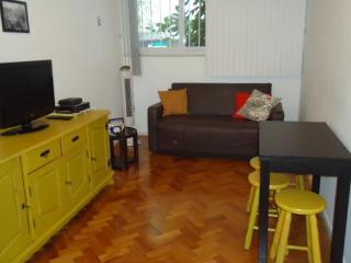 Wonderful 1 bedroom Apartment in Rio de Janeiro with Internet Access - Rio de Janeiro vacation rentals