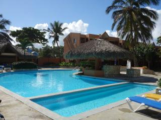 Beach Condo Cabarete Dominican Republic- 3rd floor - Alto de Cana vacation rentals