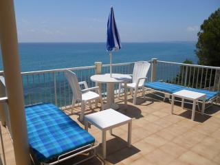 Beachfront villa with private acces to beach - Campello vacation rentals