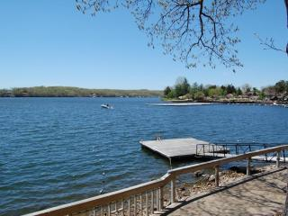 Right on the lake!  Quiet Resort Near Activities - Osage Beach vacation rentals