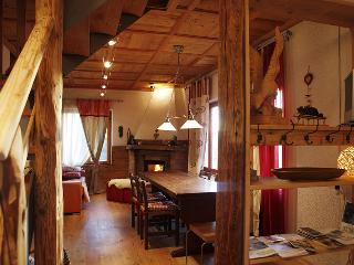Chalet Baita Marimonti with view on Dolomites - Trentino-Alto Adige vacation rentals