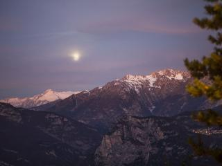 Chalet Baita Marimonti with view on Dolomites - Molveno vacation rentals