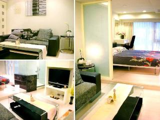 City furnished Studio near 2 MRT station in Taipei - Taipei vacation rentals