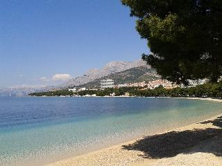 Apartment SEAGULL right on the beach! - Makarska vacation rentals