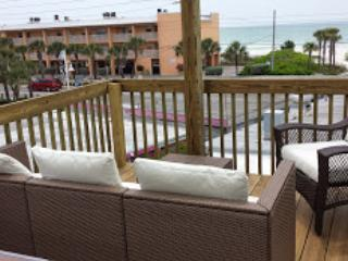 Ohana Hale Beachside  2 Bedroom with Gulf View - Bradenton Beach vacation rentals