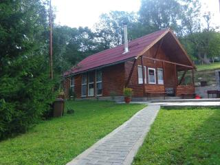 Beautiful and cosy chalet in the middle of the nat - Campeni vacation rentals
