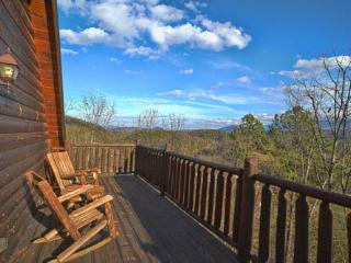 Amazing Views & 5 Miles from Dollywood & Parkway! - Tennessee vacation rentals