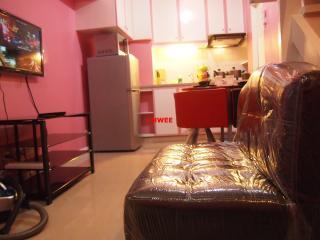 2 bedroom Victoria De Manila condo apartment - Manila vacation rentals