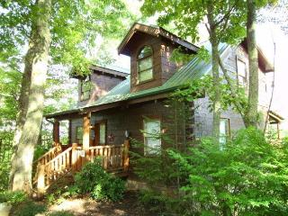 Stargazer has a Panoramic view of the Smoky Mtns. - Gatlinburg vacation rentals