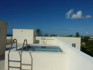 Ocean view apartment with rooftop pools - Christ Church vacation rentals