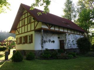 Cottage Krasna Lipa - Usti nad Labem Region vacation rentals