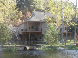 Lakefront Home Sleeps Up to 16, Beach and Pool - Lake Ozark vacation rentals