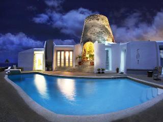 Serene Beachside Villa Built Around Historic Mill - Saint Croix vacation rentals