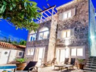 Dubrovnik Villa Amber with Swimming pool Gym BBQ - Zaton vacation rentals