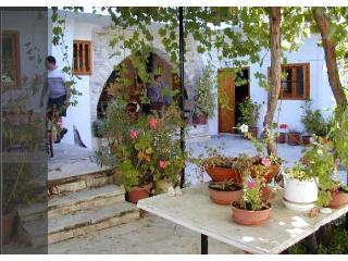 Traditional One Bedroom Apt balcony - Upper Floor - Lachi vacation rentals