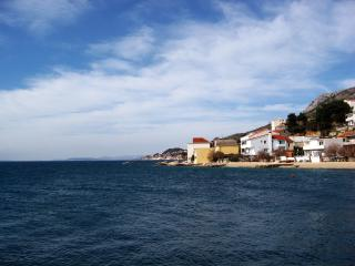 Dalmatia, apartments on the beach - Central Dalmatia vacation rentals