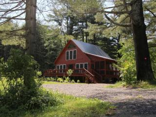 Vacation Retreat with Lake Rights On Lake Algonquin in Wells, New York - Speculator vacation rentals