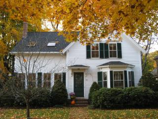 Beautiful Victorian home in historic Concord - Pepperell vacation rentals