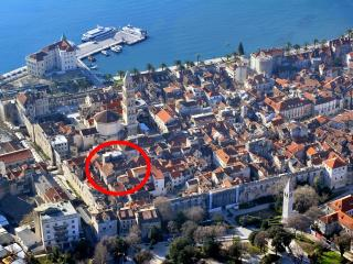 Heart of Split - center of Diocletian's palace - Split vacation rentals