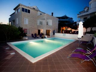 3 bedroom apartment A4 in villa Marijeta with pool - Hvar vacation rentals