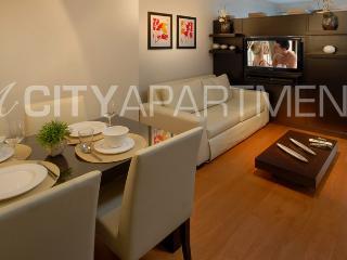 20TH FLOOR LUXURY STUDIO (A17) 25 METER LAP POOL! - Buenos Aires vacation rentals