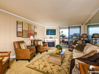 Villa del Mar~Straight-on Ocean Views from Inside! - San Diego County vacation rentals