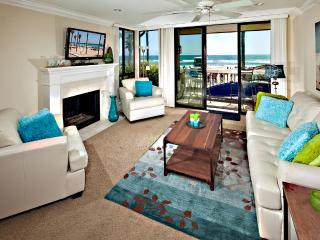 Spectacular Seashore Cottage~OCEANFRONT 2BR Condo - Oceanside vacation rentals