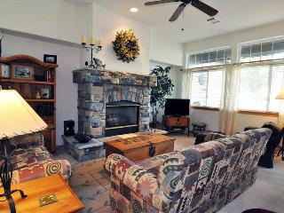 ROBIN LANE 3 bed/3.5 bath Mountain and Pond Views in Upscale Neighborhood, W/D, Hot Tub, King Bed - Silverthorne vacation rentals